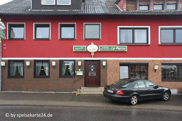 La piazza baltersweiler
