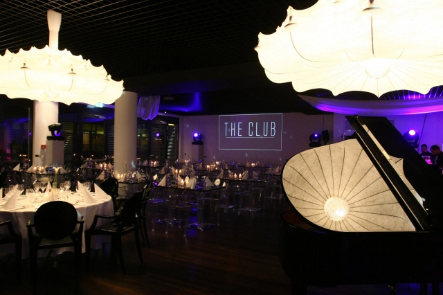 THE GRILL - THE CLUB - Victors Residenz-Hotel Saarlouis