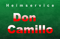 Don Camillo Pizza-Heimservice