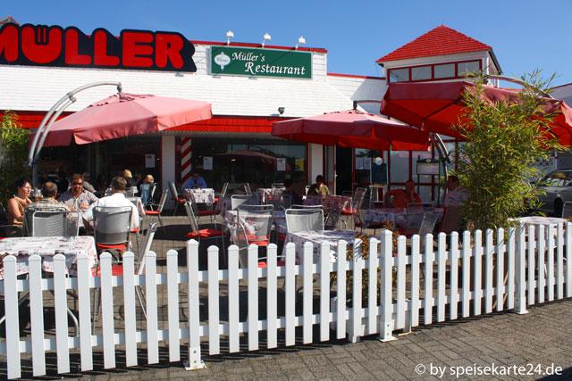 Restaurant Müllers Restaurant in Dillingen - speisekarte24.de ...